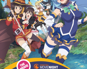 Konosuba: Legend of the Crimson