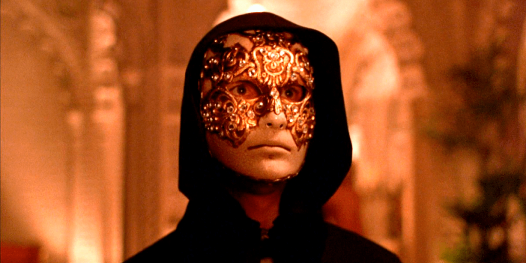 Eyes Wide Shut: mascaras